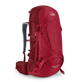 Lowe Alpine Cholatse 65:75 Backpack Men red